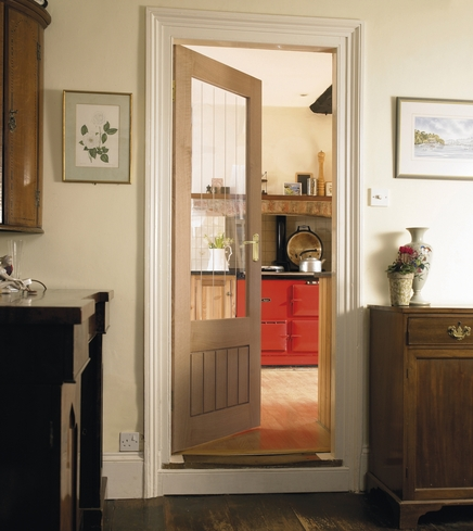 Hardwood Internal Glazed Doors